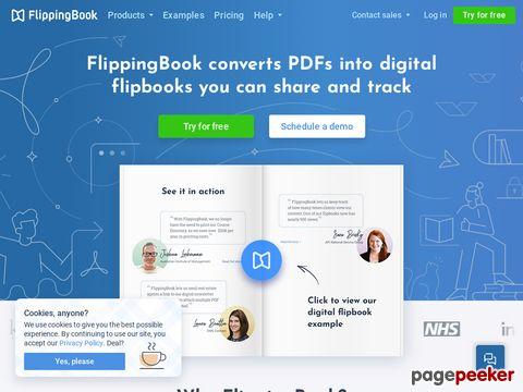 FlippingBook Business
